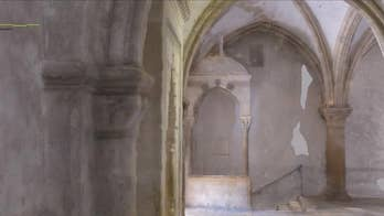 Last Supper site reveals its secrets thanks to stunning 3D laser scans