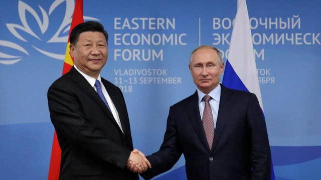 China, Russia expand their presence in Western Hemisphere