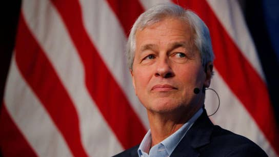 JPMorgan Chase CEO Jamie Dimon doesn't see a recession coming