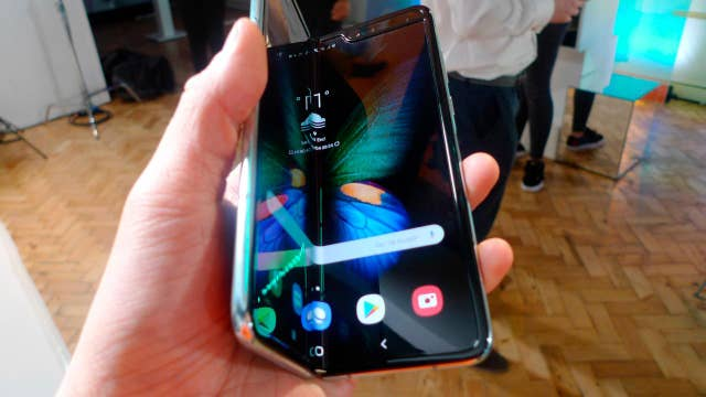 Samsung's PR woes over Galaxy Fold issues
