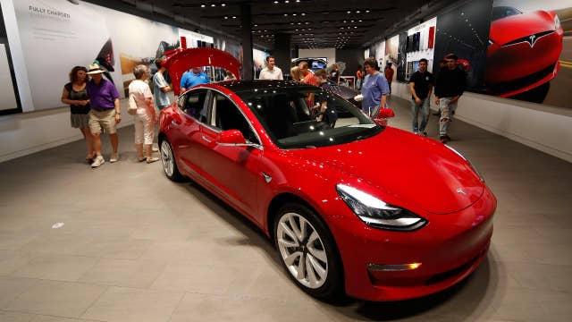 Has Tesla lots its cache?