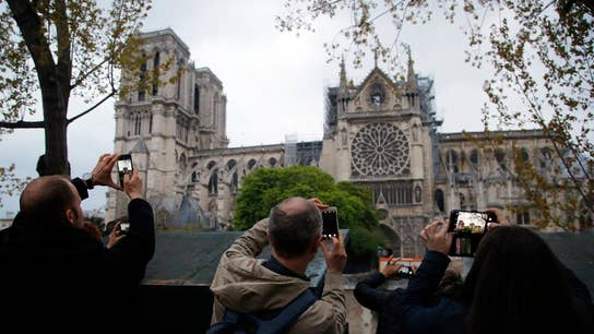 Can the Notre Dame Cathedral be restored?