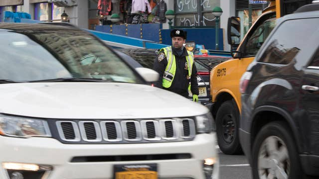 NYC to become the first US city to charge for driving on its busiest streets