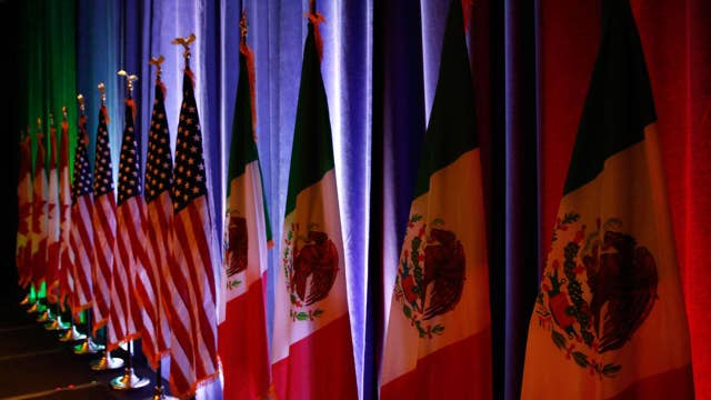 Mexico should take steps to strengthen its southern border: Heritage Foundation's James Roberts