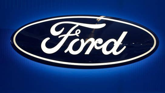 Ford shares surge on Q1 earnings beat