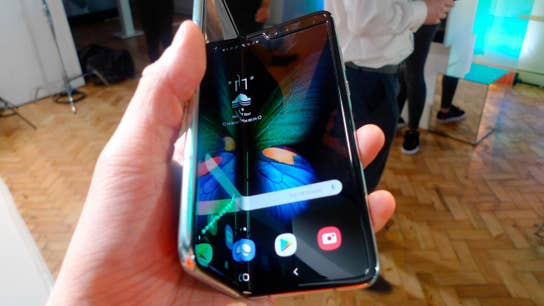 Grading Samsung's new foldable phone