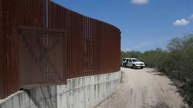 Texas border patrol is equipped with speed boats and thermal imaging, Rep. Louie Gohmert says