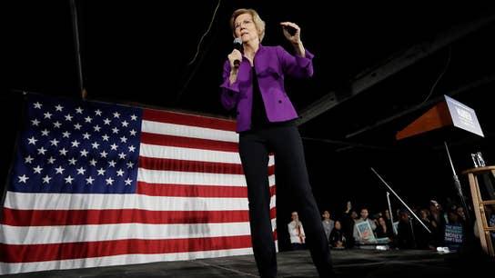 Elizabeth Warren looks to erase student loan debt