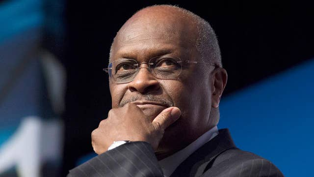 Trump: Herman Cain will determine to move forward with Fed nomination