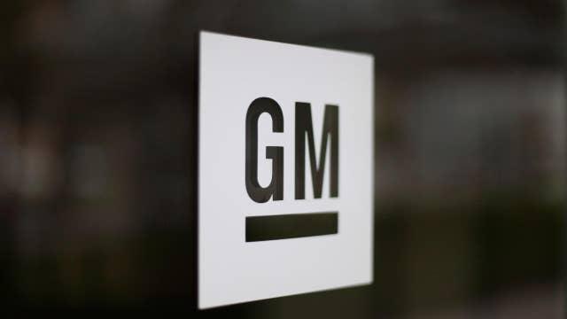 General Motors reports 1Q revenue miss