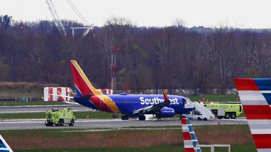 Southwest Airlines posts 1Q earnings beat