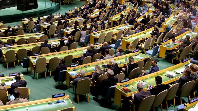 UN condemns anti-Semitism and Islamophobia