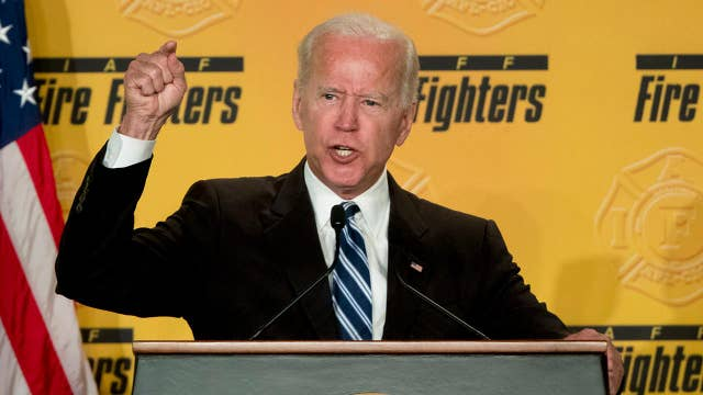 Joe Biden told fundraisers he is committed to running for president: Charlie Gasparino
