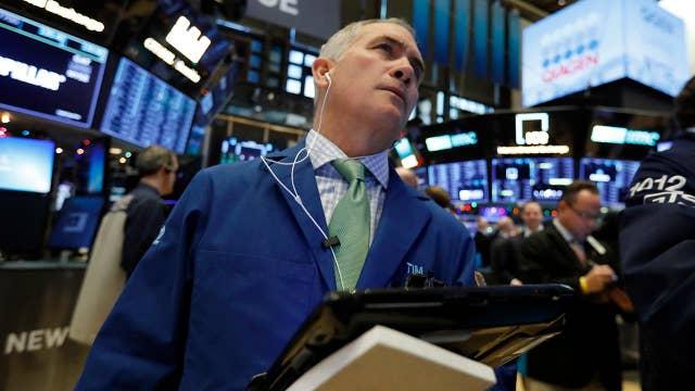 Trade uncertainty rattles US markets