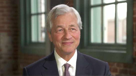 JPMorgan's Dimon promotes two senior women insiders, talks succession plan