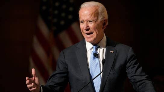 Wall Street Democrats reportedly worrying about Biden's ability to raise money