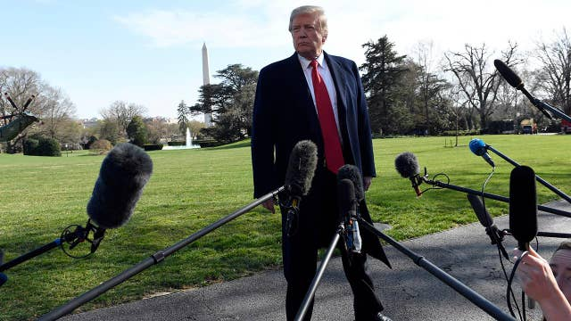 Trump is doing everything he can to secure the border: Sen. Scott