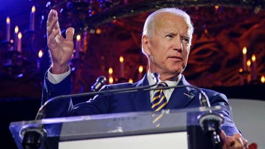 Joe Biden leads 2020 Democrats by double digits: Poll