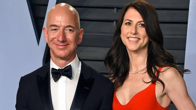 Jeff Bezos and wife MacKenzie coming to divorce agreements; Harpoon, Dunkin' reunite for coffee-inspired beer