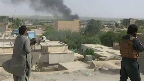 Taliban launches new Spring offensive