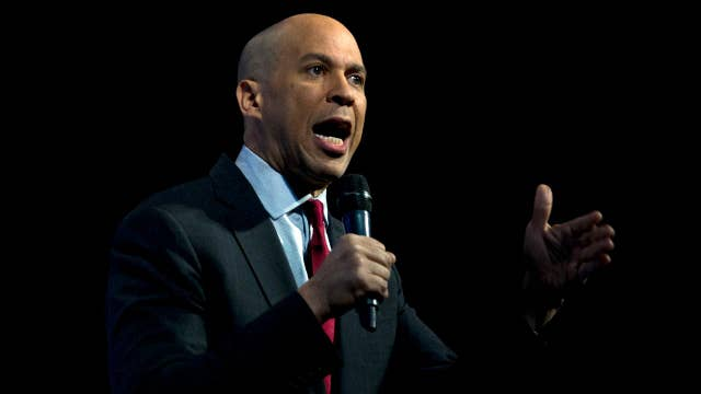 Wall Street Democrats reportedly growing wary of Cory Booker 2020 run