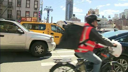 The debate over New York City's congestion pricing