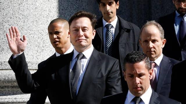 Tesla's Elon Musk could be held in contempt: Judge Andrew Napolitano