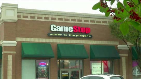 Video game retailer GameStop's shares hit 15-year low after sales warning