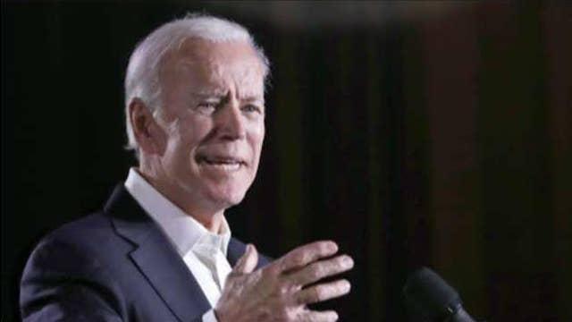 Mike Huckabee: Biden is a creepy guy, but not a predator