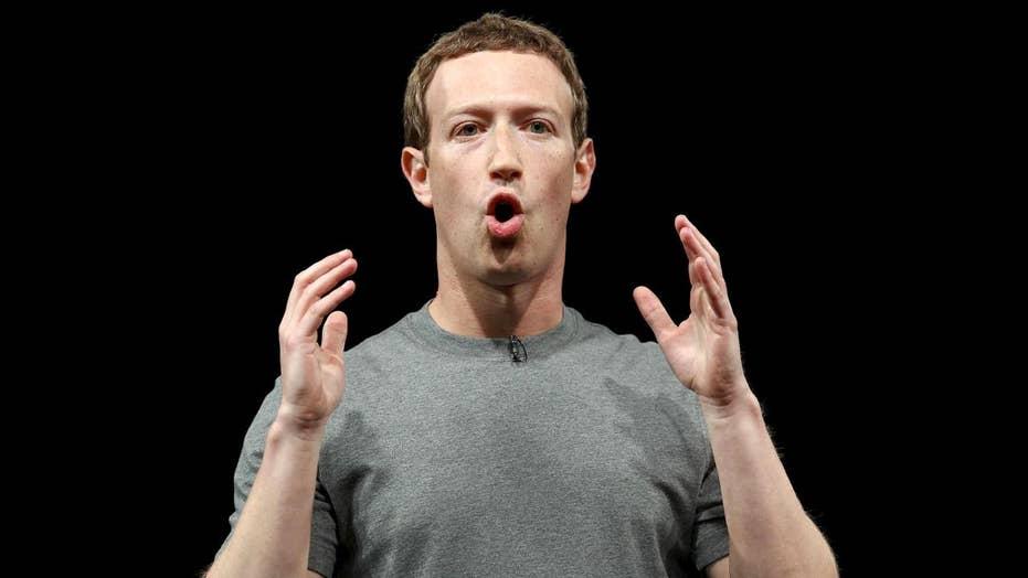 Facebook's Mark Zuckerberg calls for Internet regulations