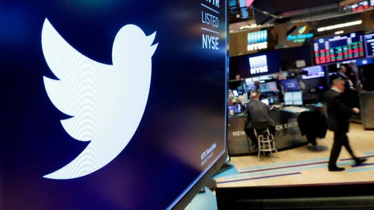 Twitter shares surge after a strong earnings report