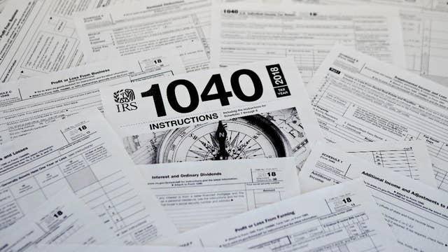 Tax refund sticker shock