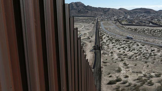 Texas attorney general: We have a serious problem at the southern border