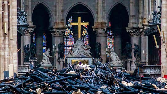 Notre Dame Cathedral is deeply rooted in France's cultural history: Raheem Kassam