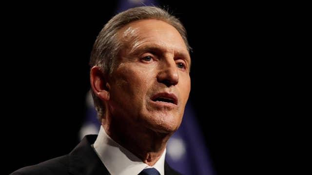 Starbucks braces for backlash as Howard Schultz weighs 2020 bid: Charlie Gasparino
