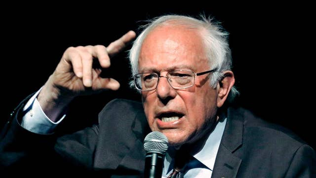Bernie Sanders on soviet-style socialism