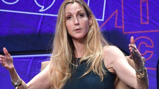 Ann Coulter says she'd vote for Bernie Sanders if he returned to a 2007 immigration position