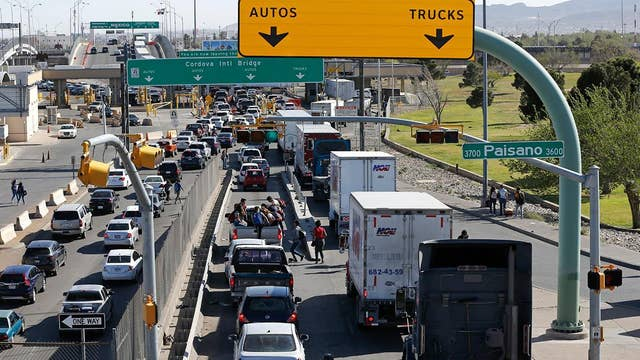 US-Mexico border closure would have been a severe blow to US economy: Rep. Brian Babin