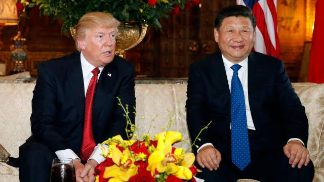 What enforcement is needed for China to keep to a trade deal with US?