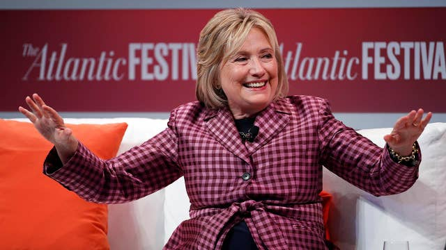 Kennedy: The Clinton Foundation gravy train is over