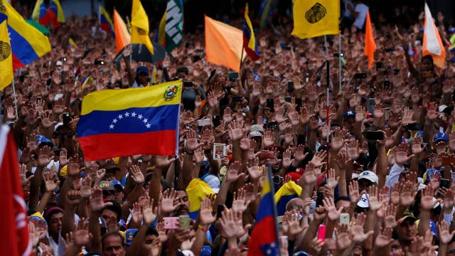 A unilateral US military intervention in Venezuela is an option we don't want to exercise: John Hannah