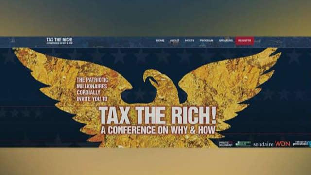 Varney: The 'Patriotic Millionaires' are a convenient prop for the socialists