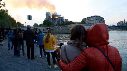 Notre Dame Cathedral craftsmanship no longer exists in modern times, historian says