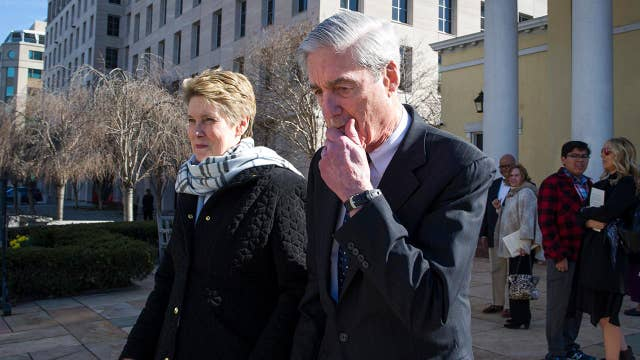 Trish Regan: Hypocrisy around Mueller report is disgusting