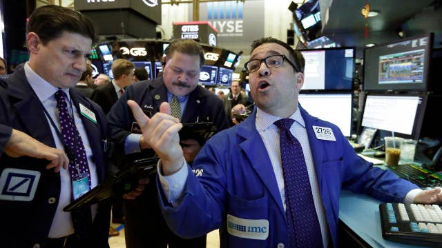 US markets still the best game in town despite trade fears?