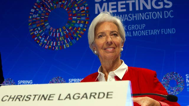 IMF's Christine Lagarde: Globalization isn't going away