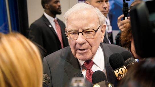 Warren Buffett's Berkshire Hathaway reveals Amazon stake worth $900M
