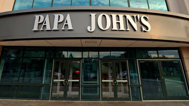 Papa John's slowly rises from controversy; college admissions scandal headed to the small screen