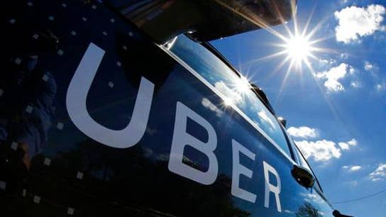 Uber's initial market speed bumps
