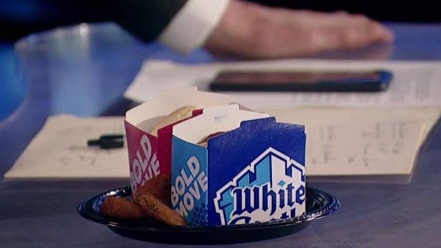 White Castle Vice President: The Impossible Slider has a great audience
